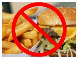 makanan yang harus anda hindari saat diet