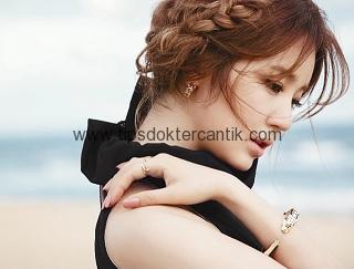 Rahasia Kecantikan Yoon Eun Hye