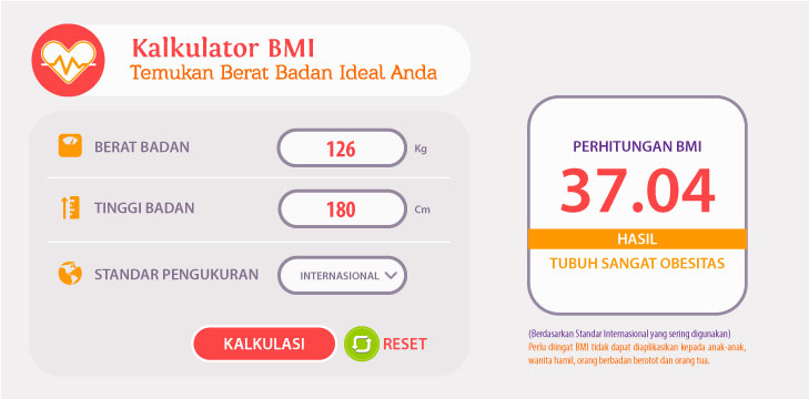 BMI-Kalkulator