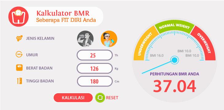 BMR-Kalkulator