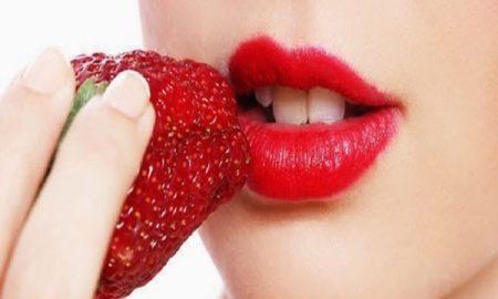 Cara Membuat Bibir Merah Alami