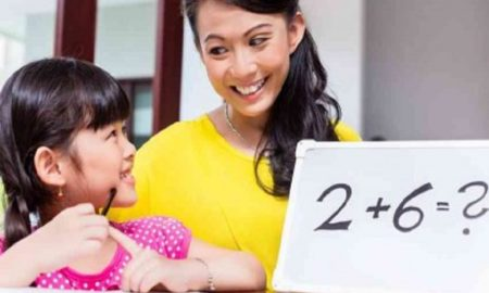 Tips Mengajarkan Matematika Pada Anak