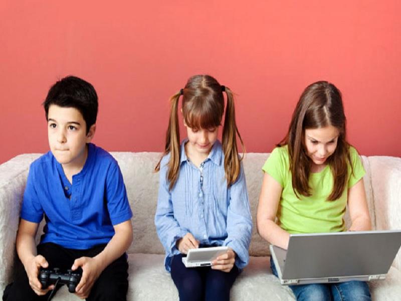 Mencegah Anak Kecanduan Game