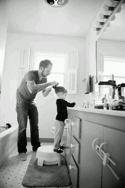 tips-meninggalkan-anak-bersama-sang-ayah-dirumah