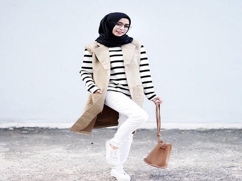 Baju Muslim Casual Kekinian