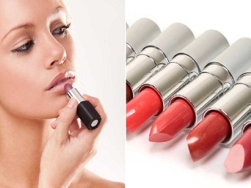 Trik Memilih Warna Lipstik