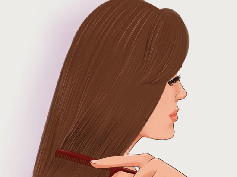 Cara Mewarnai Rambut Sendiri Di Rumah