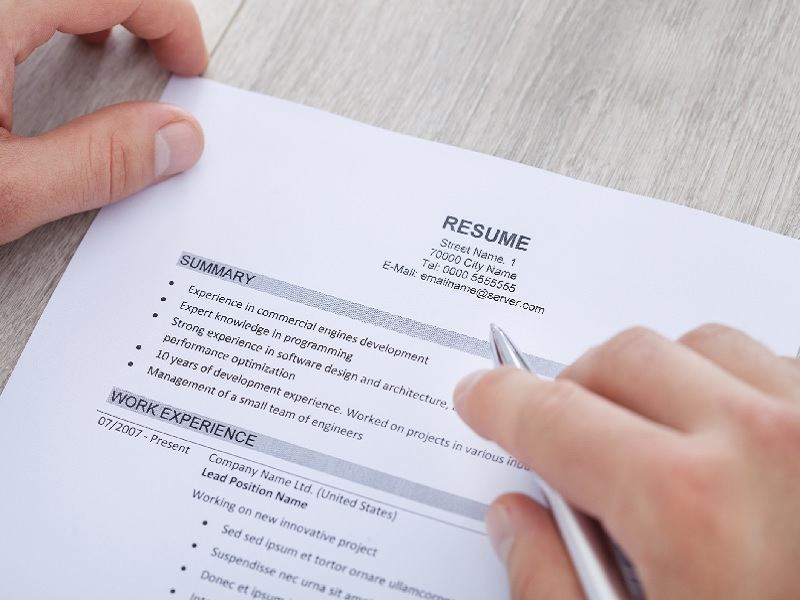 Cara Membuat CV Menarik