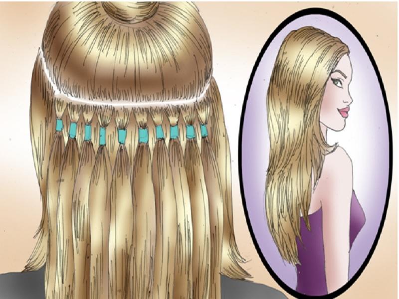 Cara Perawatan Rambut Sambungan Dengan Baik