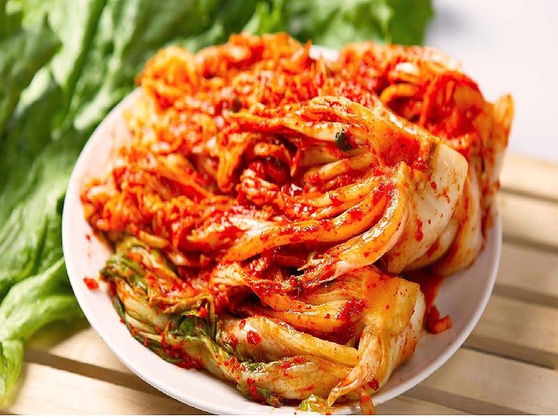 Manfaat Kimchi Untuk Kecantikan Kulit