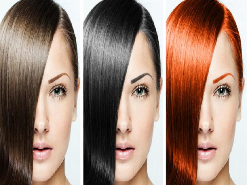Dampak Negatif Pewarna Rambut