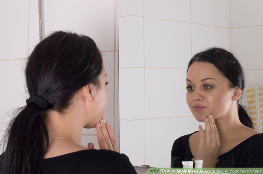 Kenali Bentuk Wajahmu Sebelum Make Up