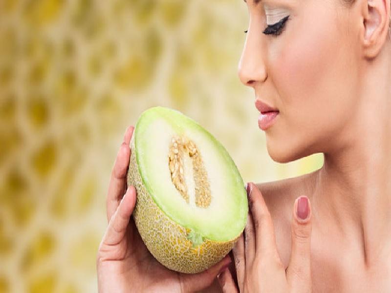 Manfaat Buah Melon Untuk Kecantikan