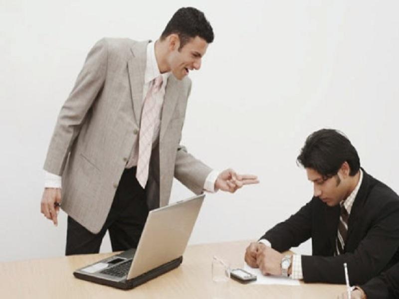 Cara Mengatasi Bos yang Galak