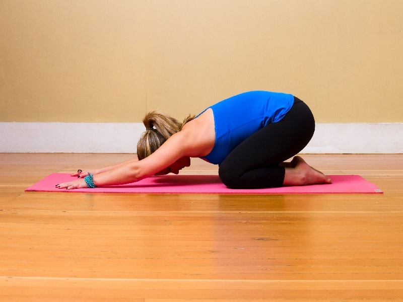 Gerakan Yoga Ini Dapat Membuat Anda Lebih Muda