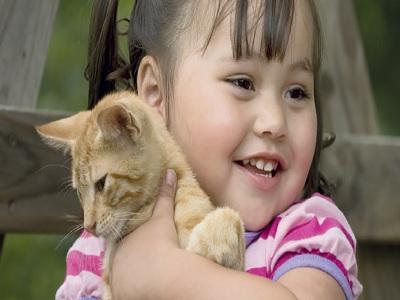 Hewan Peliharaan yang Aman untuk Anak.1