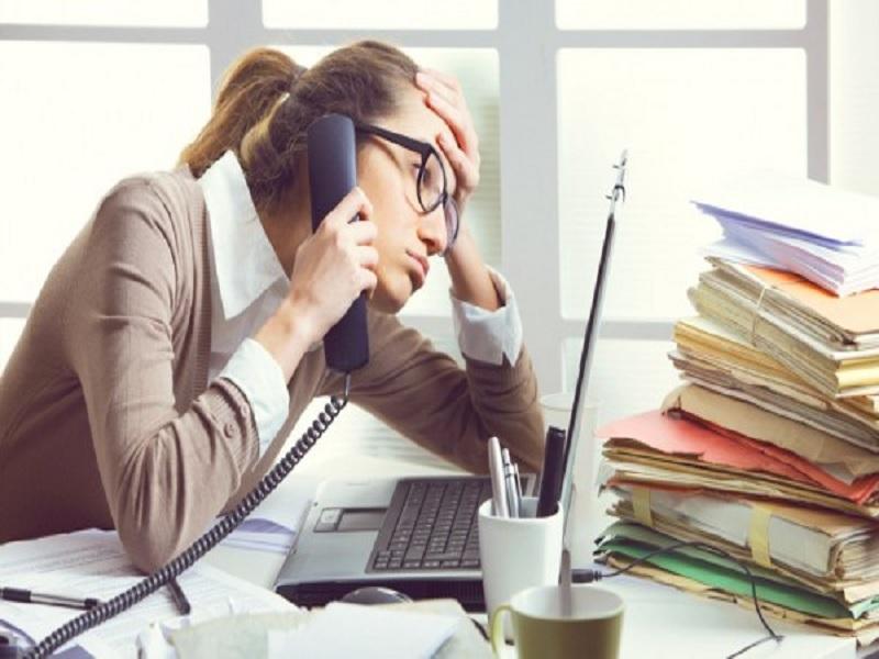 Kebiasaan Untuk Menghindari Kelelahan Di Kantor