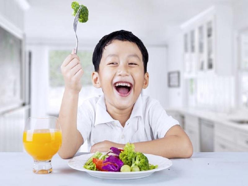 Makanan yang membuat anak menjadi cerdas