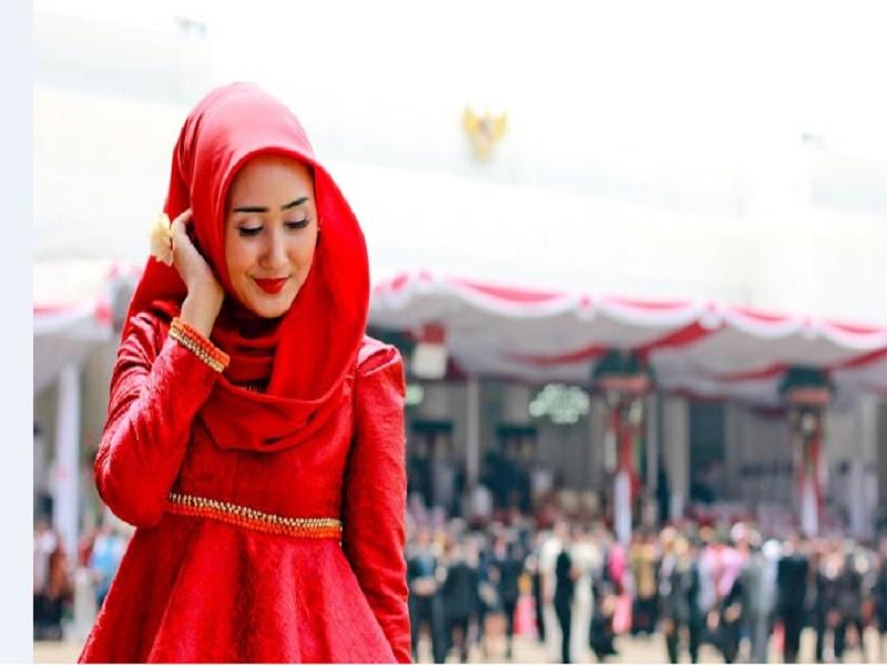 mengenali bentuk wajah untuk menentukan hijab