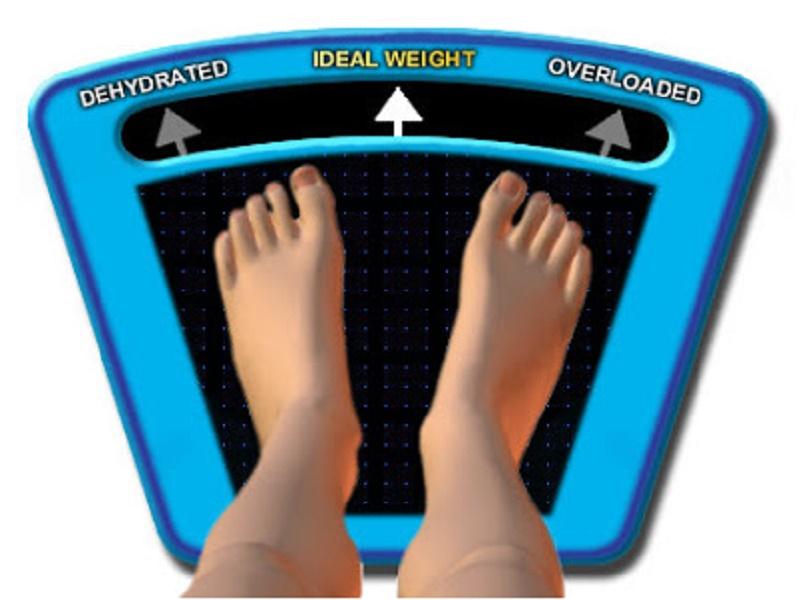 Menjaga Berat Badan Yang Ideal