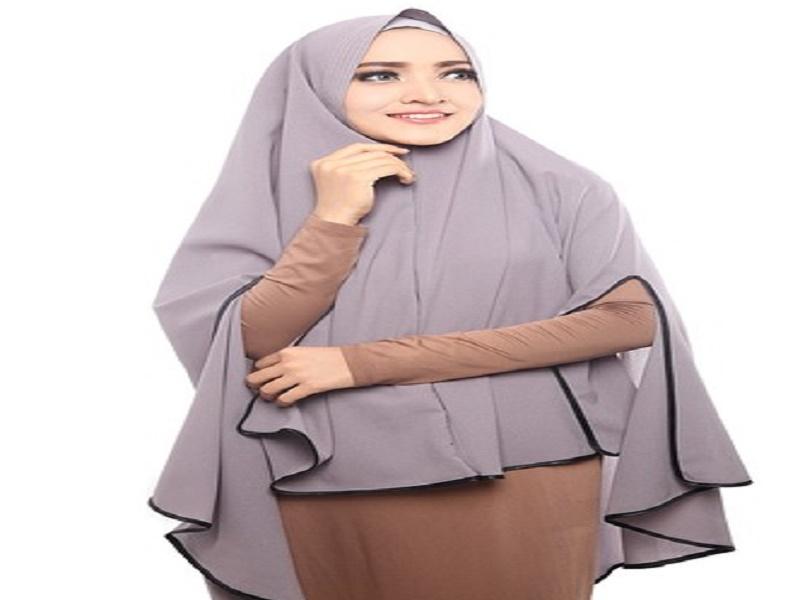 tips memilih hijab syar'i