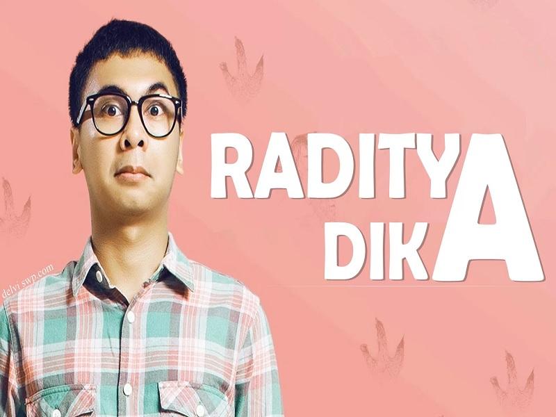 Tips Sukses Mengikuti Passion Ala Raditya Dika