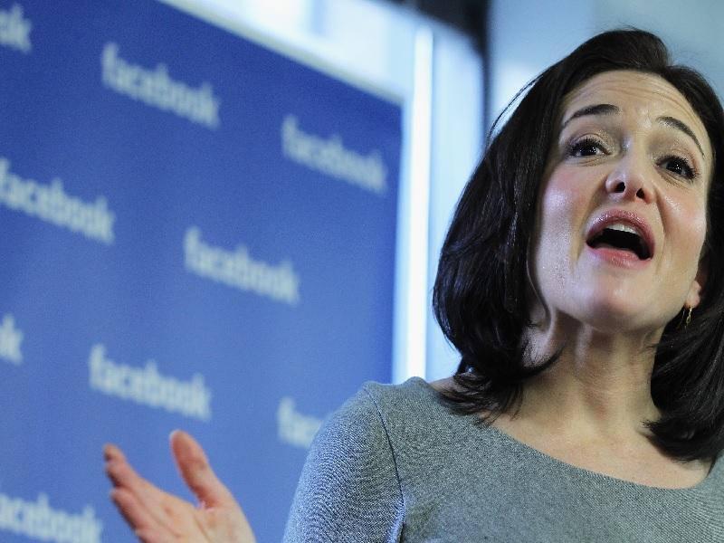 Belajar Bangkit Dari Keterpurukan Ala Sheryl Sandberg