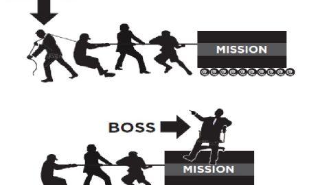 Bos Vs Pemimpin, Mana Yang Jadi Gaya Kepemimpinan Anda?