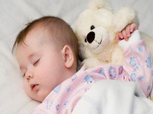 Cara Membuat Bayi Tidur Nyenyak Saat Malam Hari