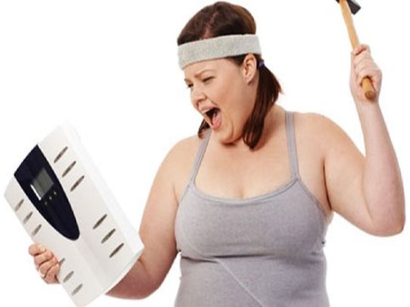 Cara Mempertahankan Berat Badan