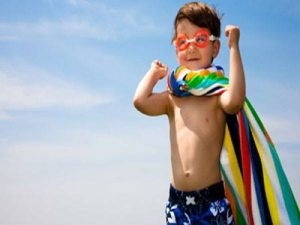 Cara Mendidik Anak Menjadi Seorang Pemberani