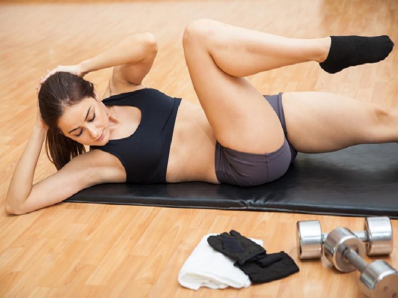 Dapatkan Perut Kencang Dengan Belly Boot Camp 15 Menit