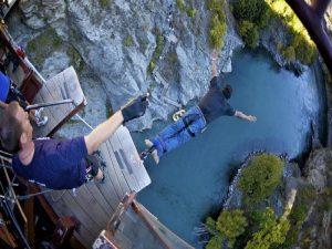 Destinasi Memacu Adrenalin Di New Zealand