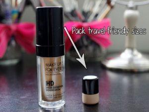 Lakukan Hal Ini Ketika Bawa Make Up Saat Traveling