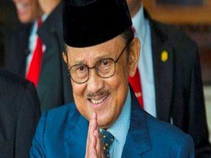 Nasehat Sukses B.J. Habibie Untuk Kaum Muda