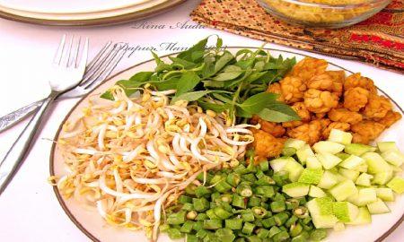 Ngaku Vegetarian, Coba Trancam Si Kuliner Sehat