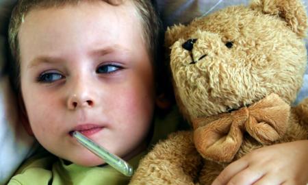Penyakit Yang Kerap Menyerang Anak