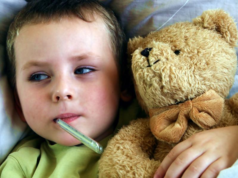 Penyakit Ini Yang Sering Menyerang Anak-Anak Saat Pancaroba Tiba
