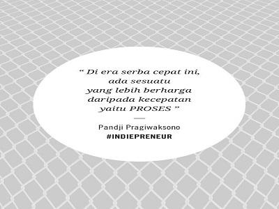 Quotes Menginspirasi Dari Pandji Pragiwaksono