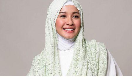Style Hijab Laudya Cynthia Bella