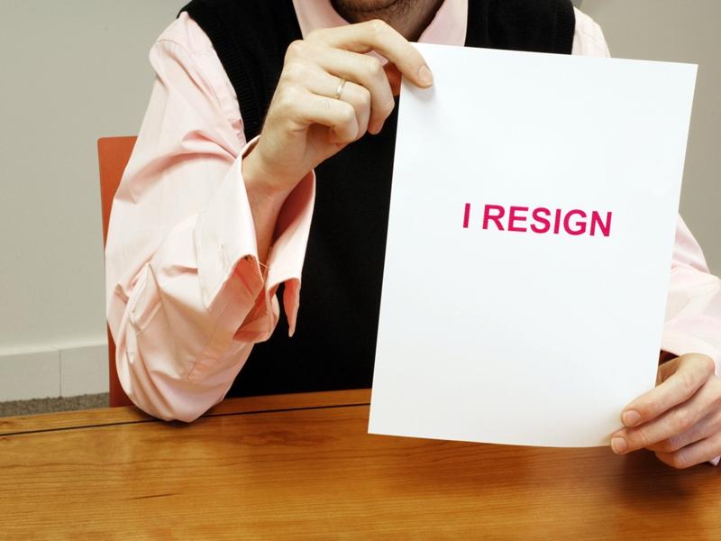 Tanda Kita Harus Segera Resign.2