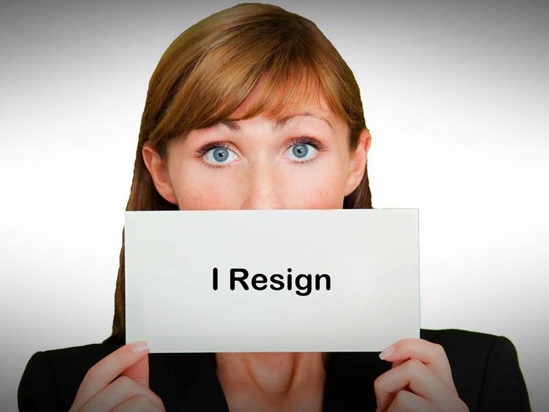 Tanda Kita Harus Segera Resign