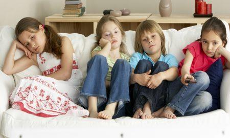 Tips Mengatasi Kejenuhan Anak Di Rumah