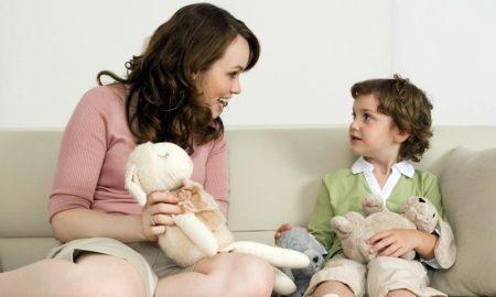 Trik Memberikan Saran Kepada Anak