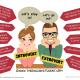 fakta menarik dari ekstrovert dan introvert