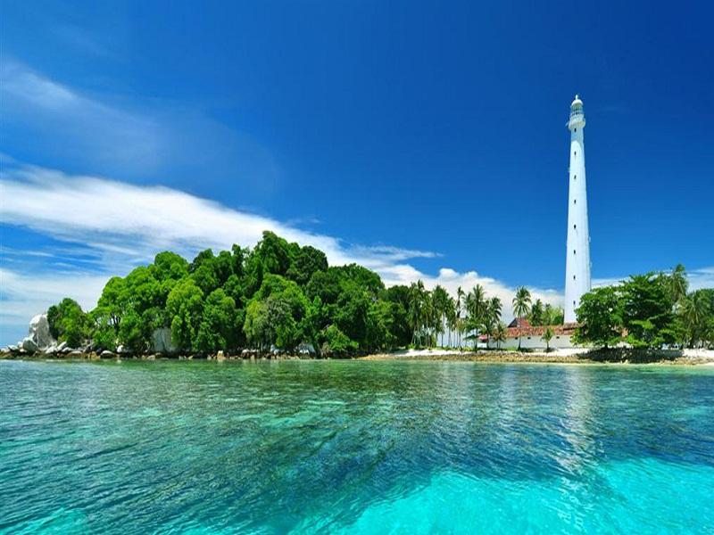 keindahan dari pulau belitung