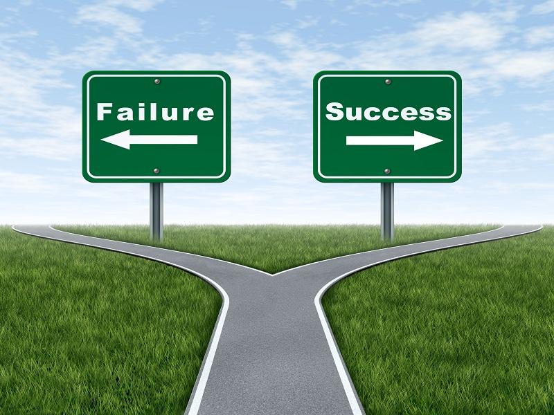 perbedaan orang sukses dan orang gagal