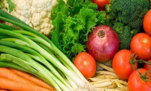 sayuran yang mengandung zat antioksidan