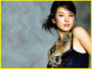 Artis korea yang dianggap wanita paling cantik