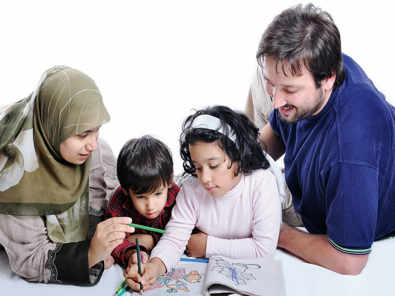 Kegiatan Positif Untuk Anak Saat Puasa